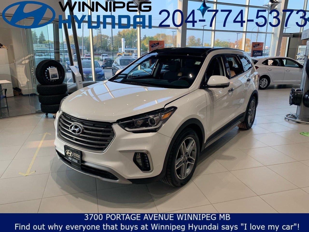 2019 Hyundai Santa Fe XL Ultimate AWD