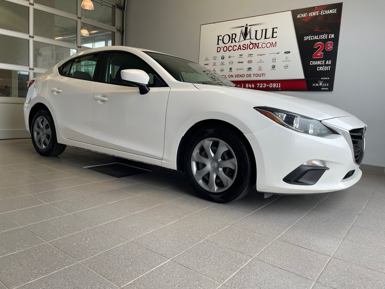 Mazda Mazda3 2015 GX