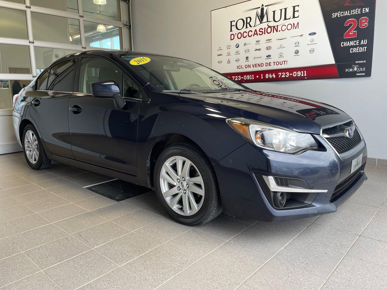 Subaru Impreza 2015 2.0i w/Limited Pkg