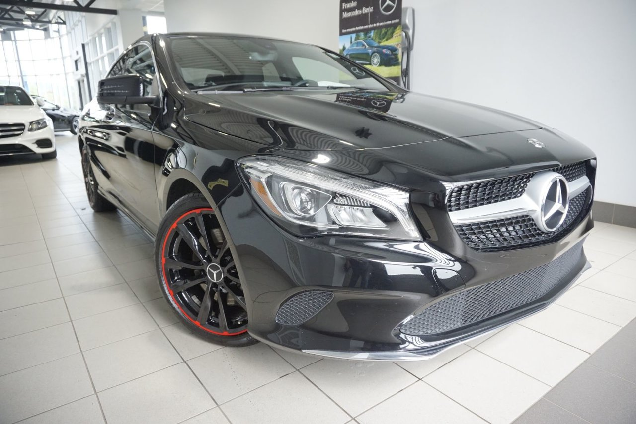 Mercedes-Benz CLA 2019 4MATIC Coupe