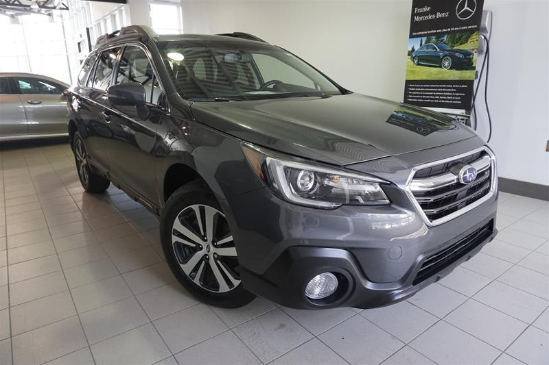 2018 Subaru Outback 2.5i Limited at
