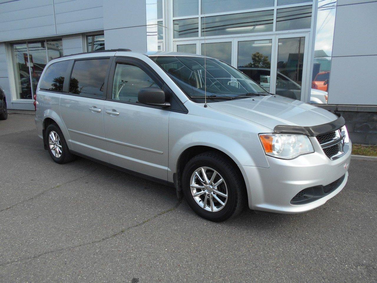 2011 Dodge  Grand Caravan SXT STOW`N GO