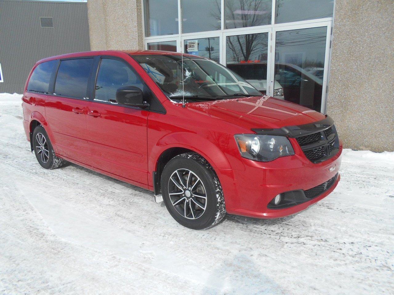 2013 Dodge  Grand Caravan SXT Plus BalckTop