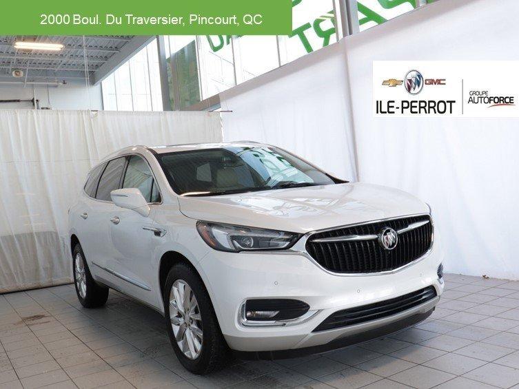 2018 Buick  Enclave Premium,TOIT OUVRANT,NAV,ENS.REMORQUE,20 POUC