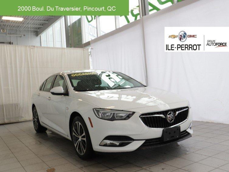 2019 Buick  Regal Preferred II,SIÈGES CHAUFFANT,CAMÉRA DE RECUL