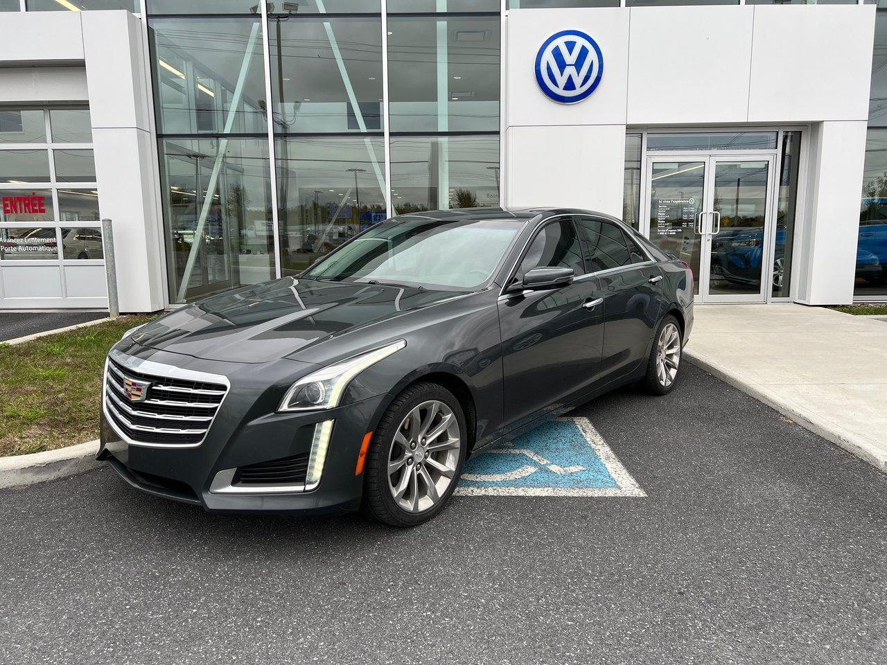 Cadillac CTS 2017 Luxury AWD