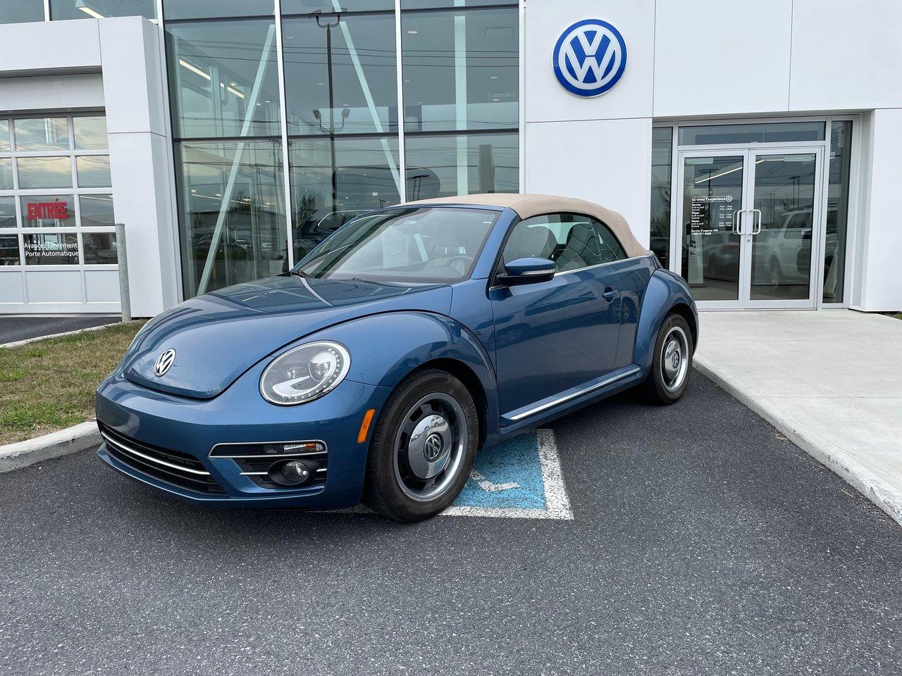 Volkswagen Beetle 2018 Coast