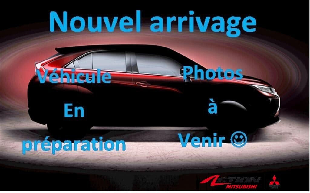 Mitsubishi Outlander 2022 LE Premium S-AWC+7 PASSAGERS+MAGS 20+APPLECAR