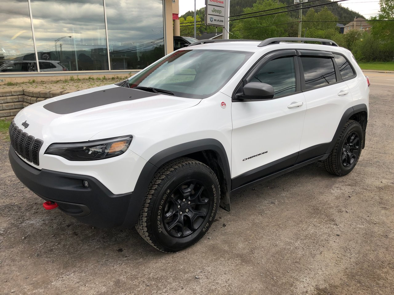 2019 Jeep  Cherokee Trailhawk * DÉMARREUR, GROUPE REMORQUAGE*
