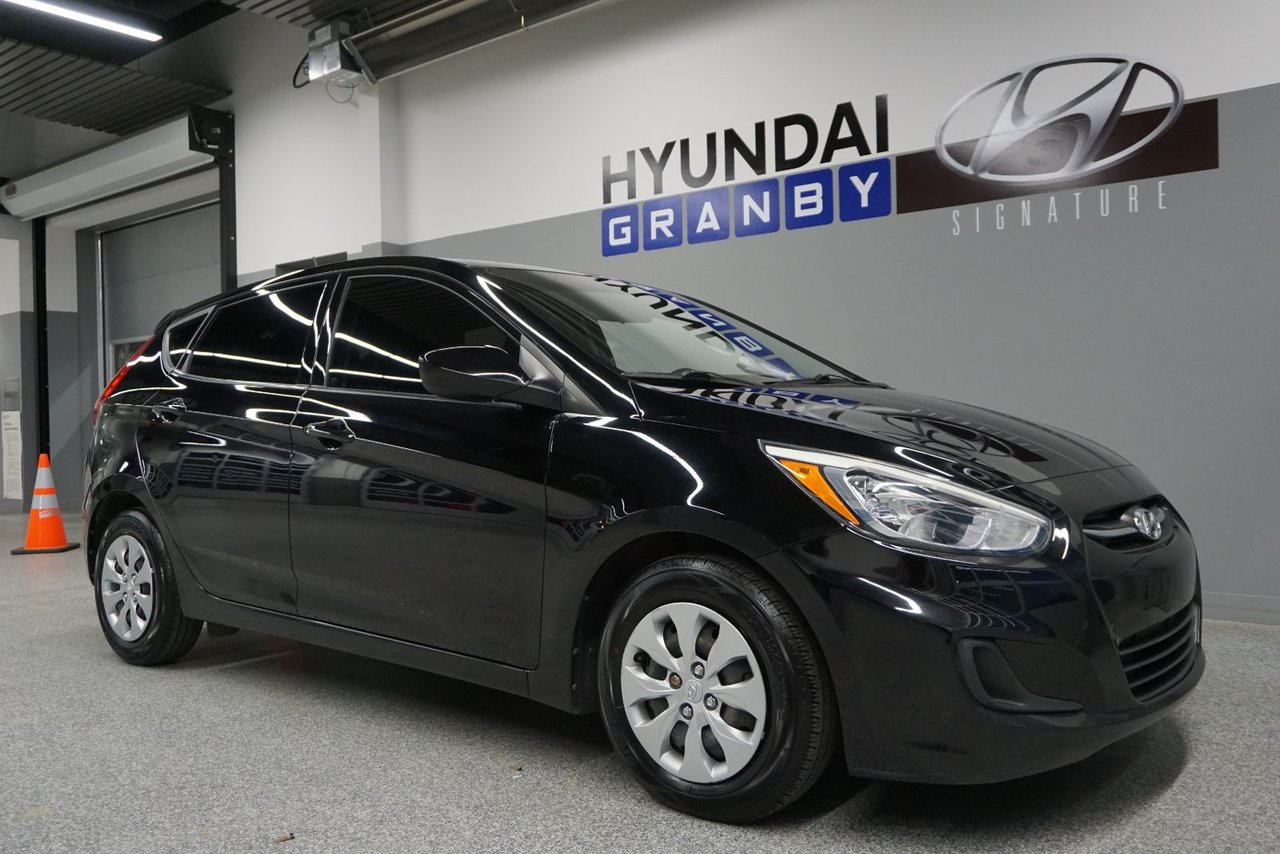 2015 Hyundai  Accent (5) LE AUTOMATIQUE AC  ANTIPATINAGE