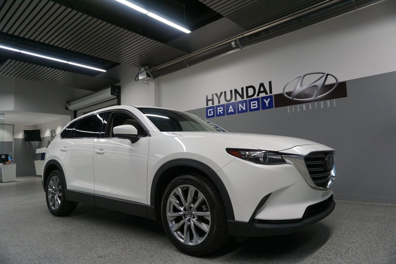 Mazda CX-9 2019 GS-L AWD CUIR TOIT CAM MAGS EQUIPEMENT COMPLE