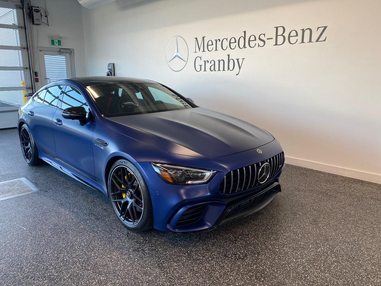 Mercedes-Benz AMG GT 2020 AMG GT 63 S, AMG SEATS, EXTER CARBON, NIGHT P