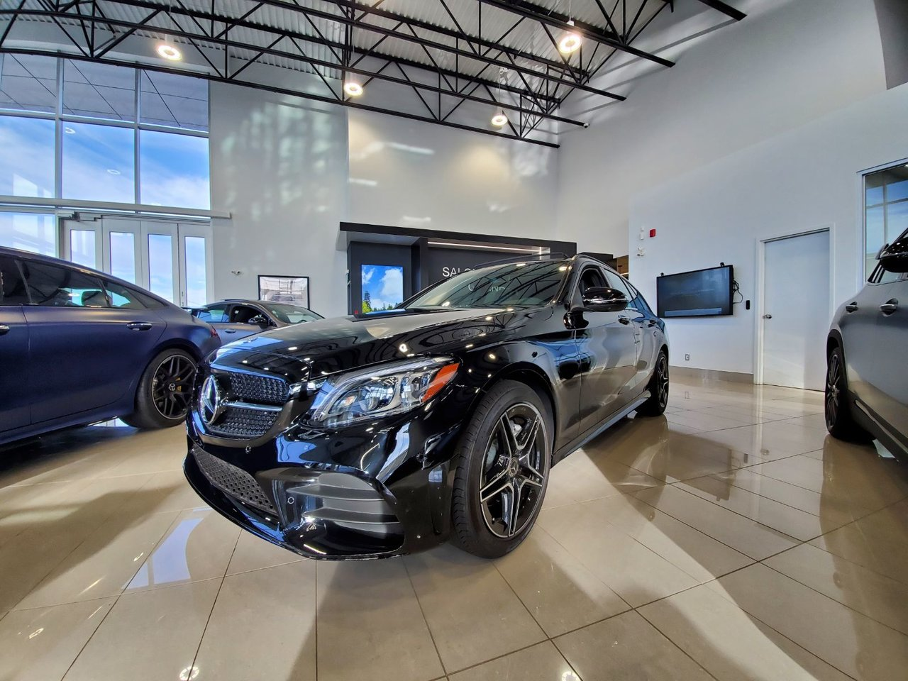 Mercedes-Benz Classe C 2021 C 300, wagon, famillial
