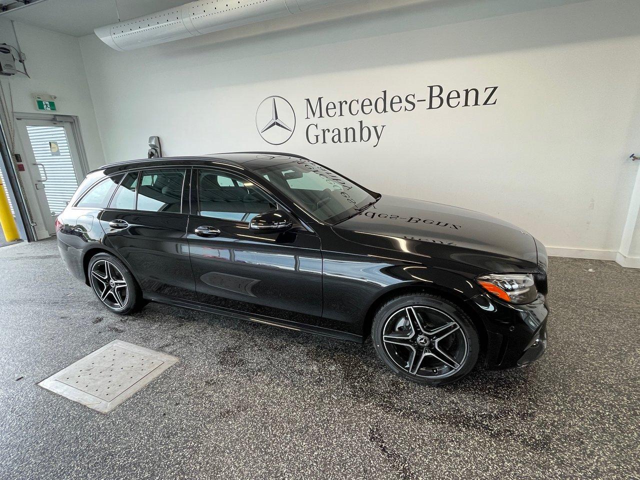 Mercedes-Benz Classe C 2021 C 300 wagon, avantgarde et night pack