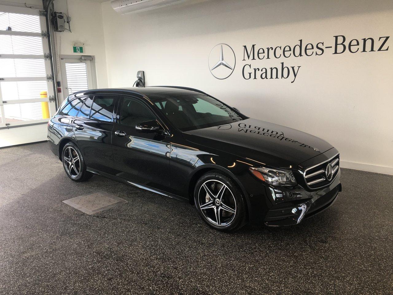 Mercedes-Benz Classe E 2020 E 450 Wagon + night pack