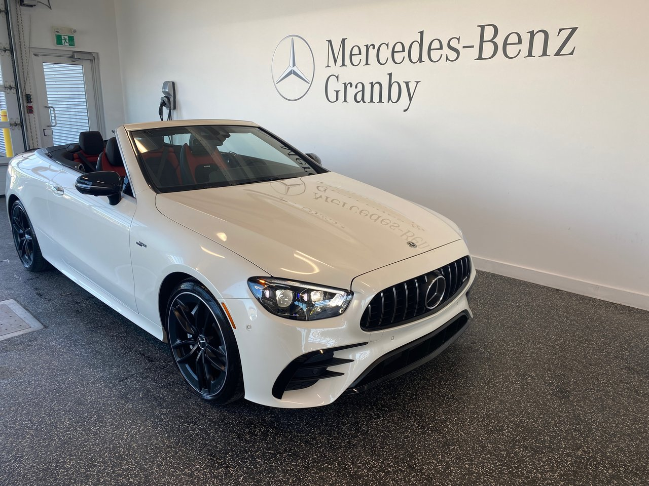 Mercedes-Benz Classe E 2021 E 53 AMG, CAB, convertible Driver's pack + ID