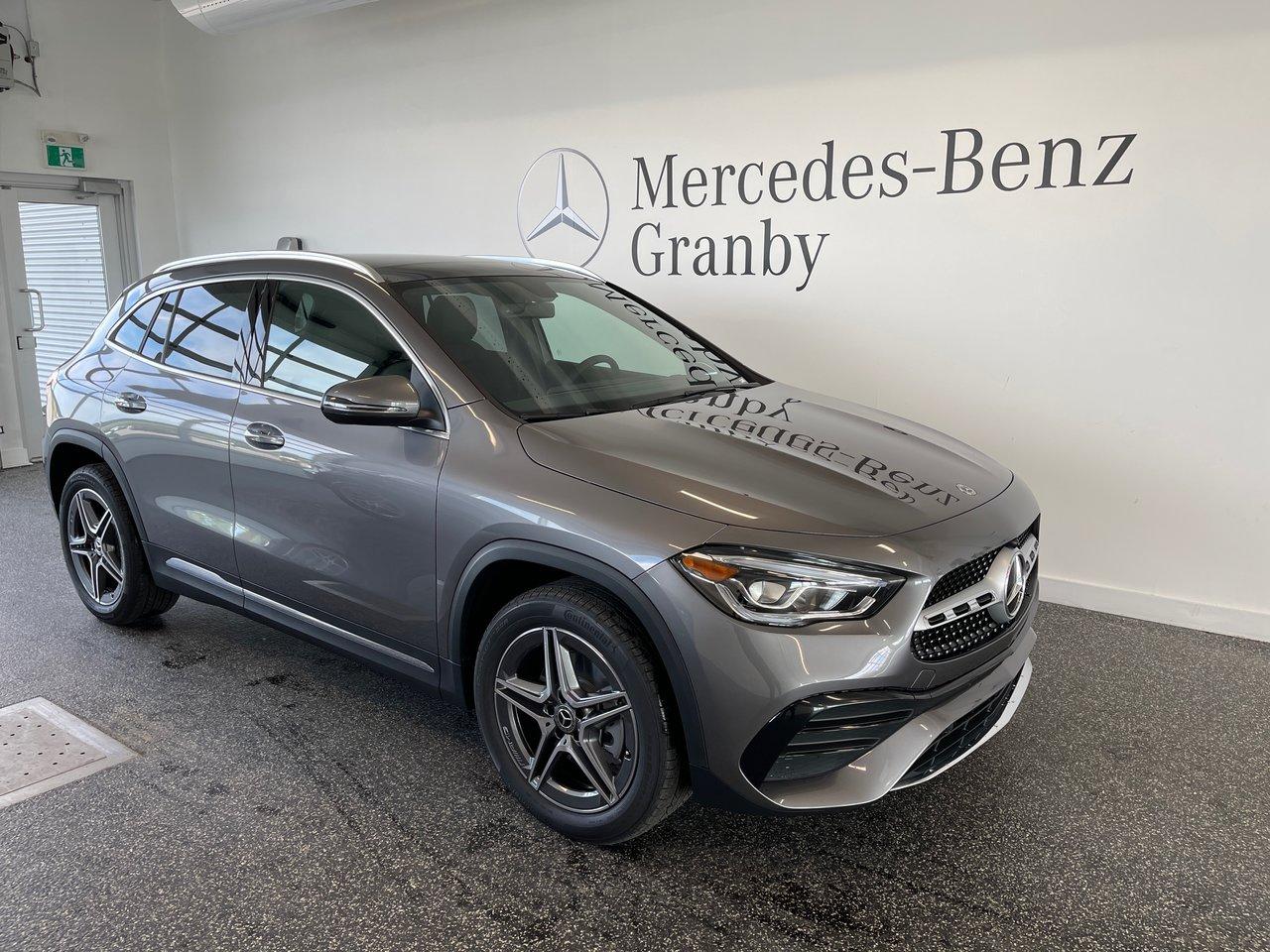 Mercedes-Benz GLA 2021 GLA 250 premium + sport