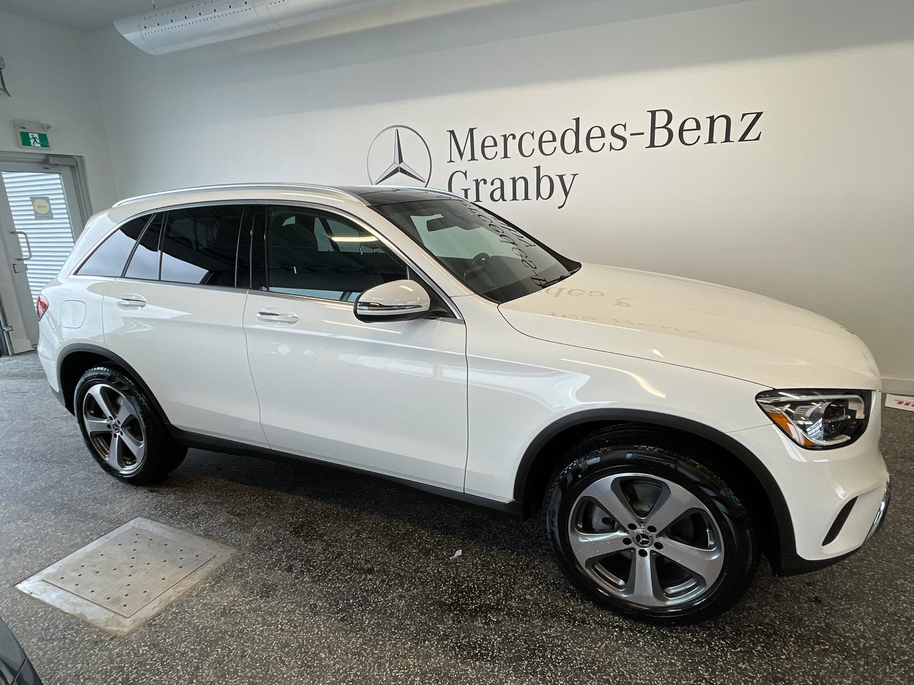 Mercedes-Benz GLC 2021 GLC 300