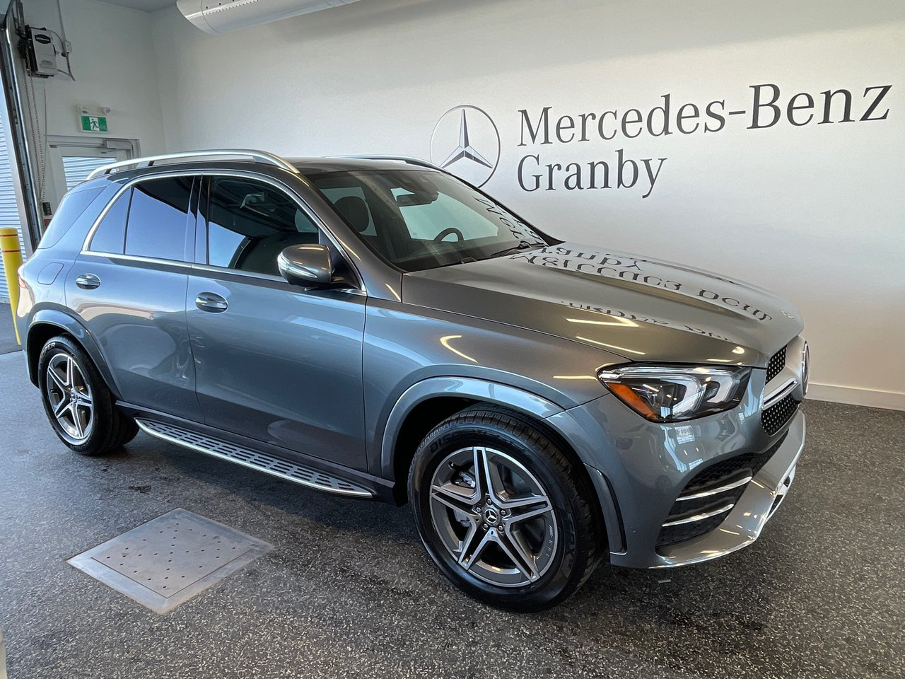 Mercedes-Benz GLE 2021 GLE 450