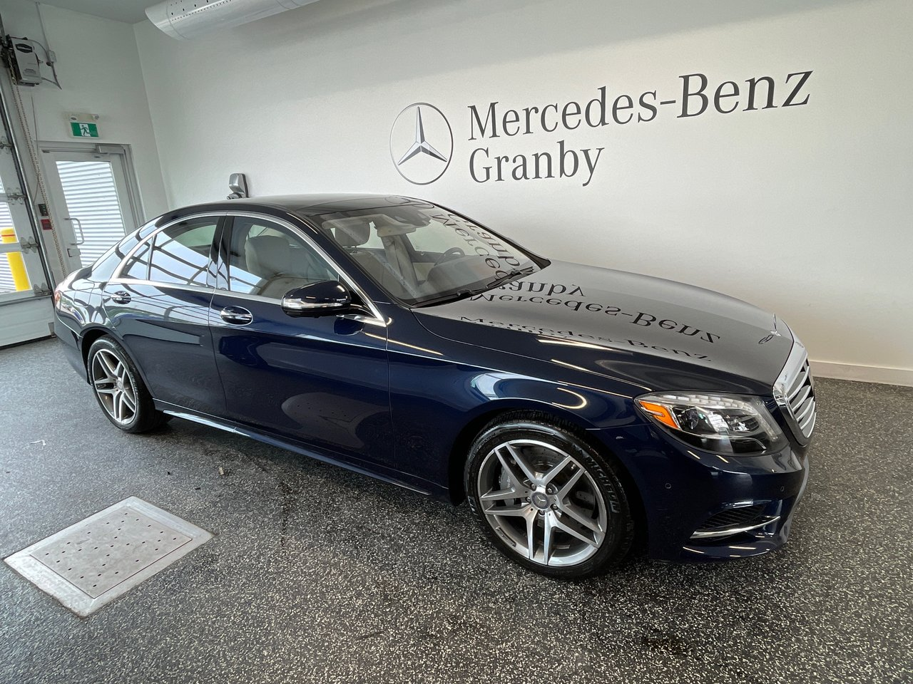 Mercedes-Benz Classe S 2016 S 550, AMG PACK, IDP