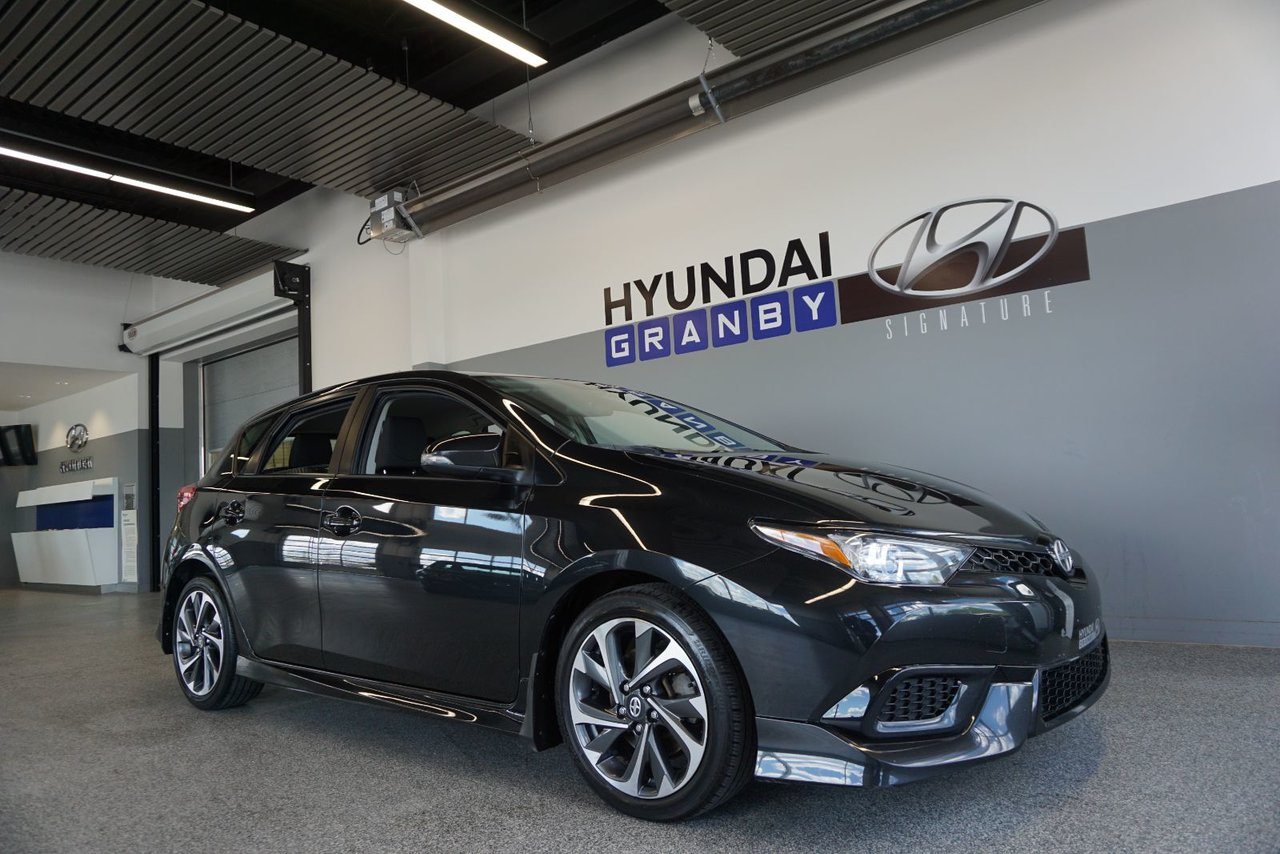 2016 Scion iM MAGS CAN AC GROUPE ELECTRIQUE COMPLET