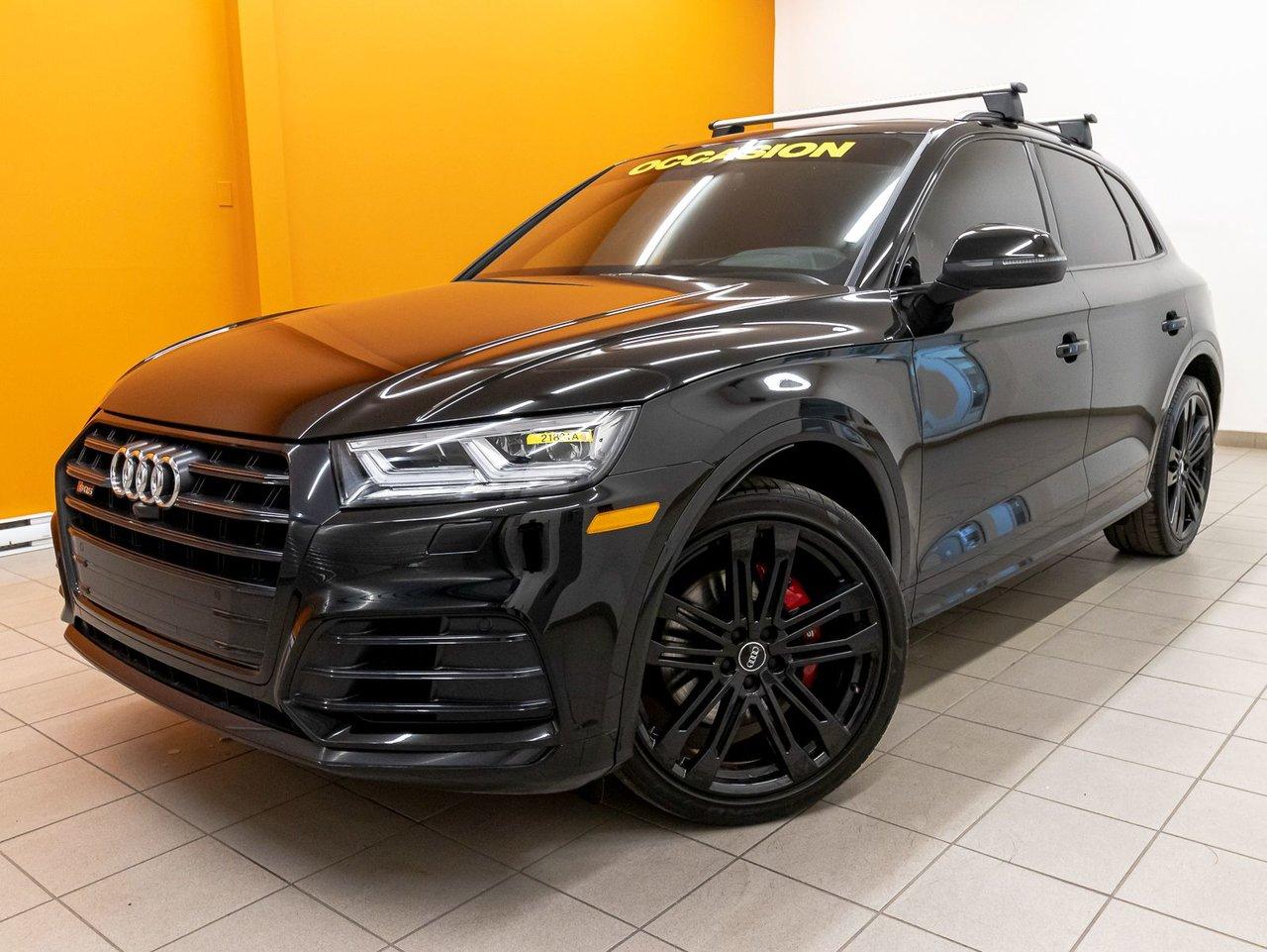 Audi SQ5 2019 TECHNIK QUATTRO NAV SIÈGES CHAUFF CUIR *TOIT