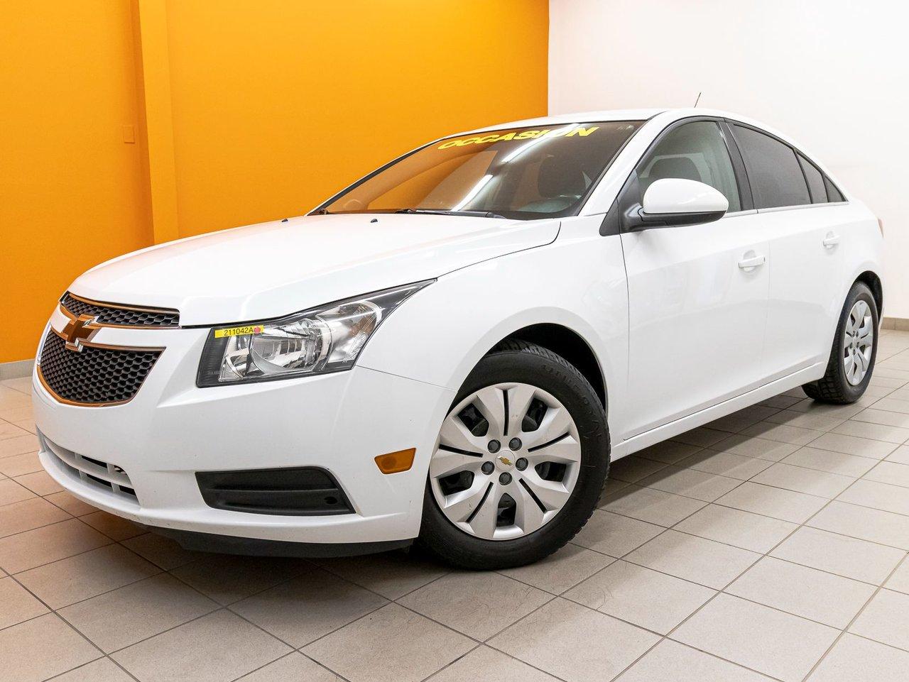 Chevrolet Cruze 2014 1LT BLUETOOTH *BAS KILOMÉTRAGE*