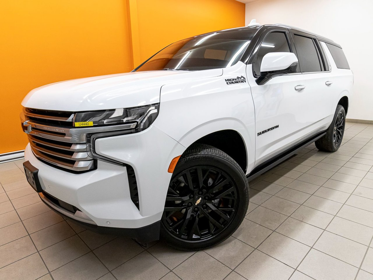 Chevrolet Suburban 2021 HIGH COUNTRY V8 4WD *PREMIUM PKG* TOIT *DVD*