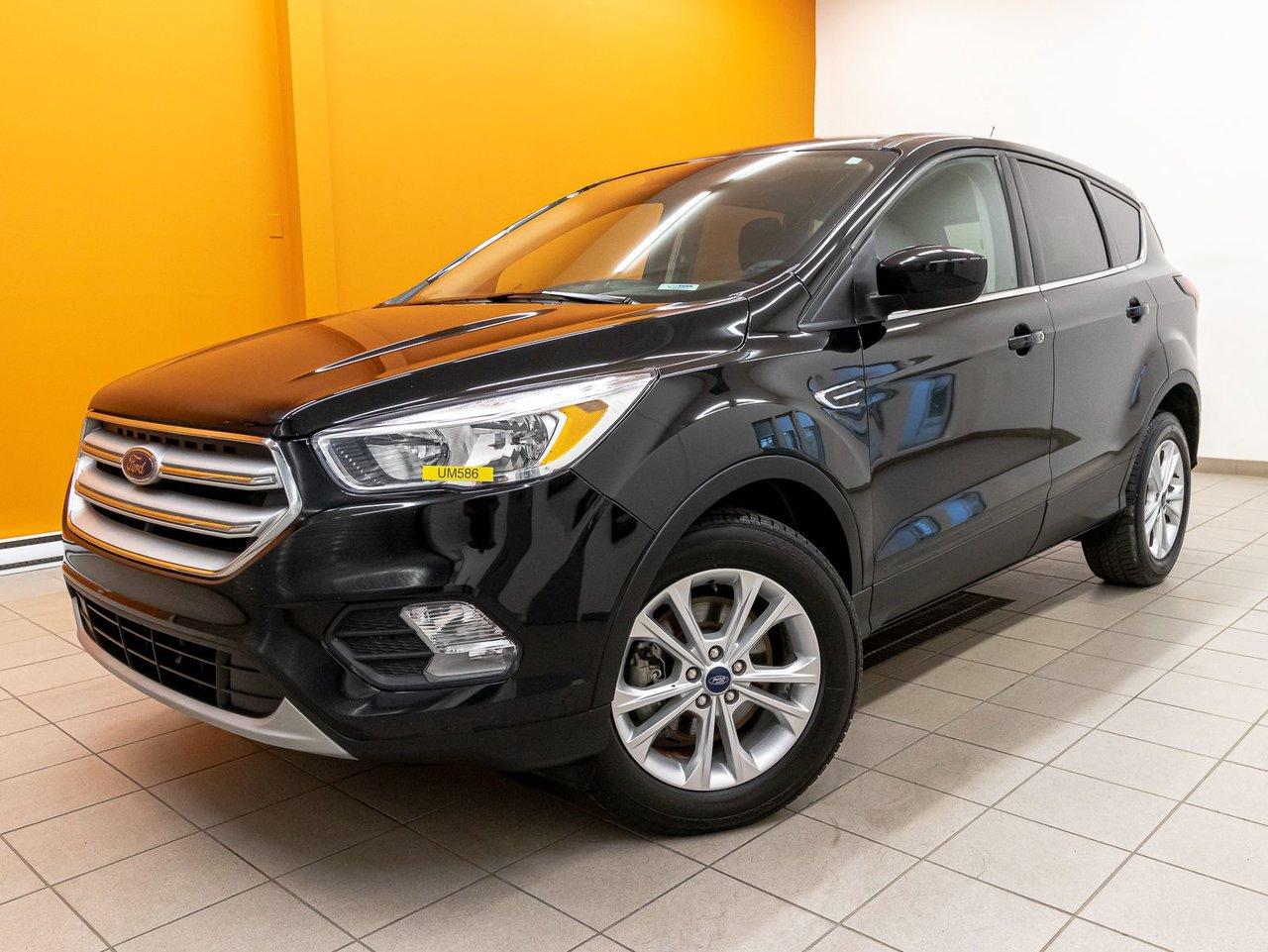 Ford Escape 2019 SE AWD CLIM MULTI ZONES CAMÉRA *SIÈGES CHAUFF