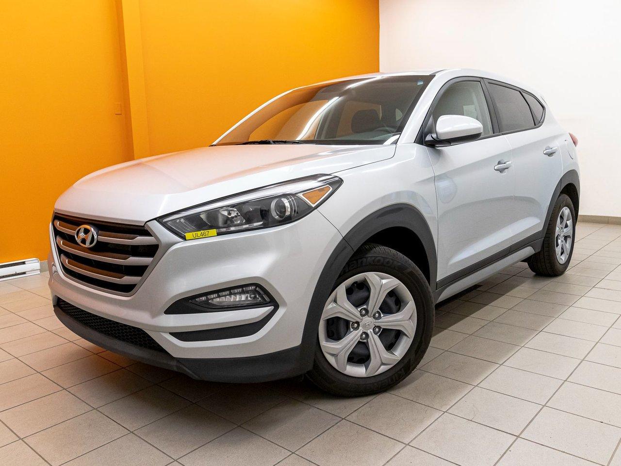 Hyundai Tucson 2018 AWD BLUETOOTH CAMÉRA *SIÈGES CHAUFFANTS*