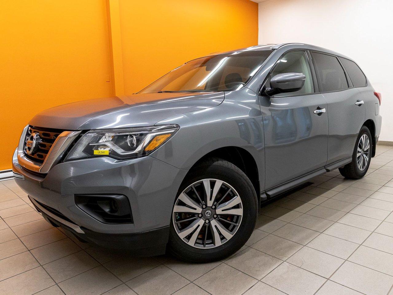 Nissan Pathfinder 2017 S 7 PLACES ÉCRAN TACT CAMÉRA CLIM MULTI *BAS