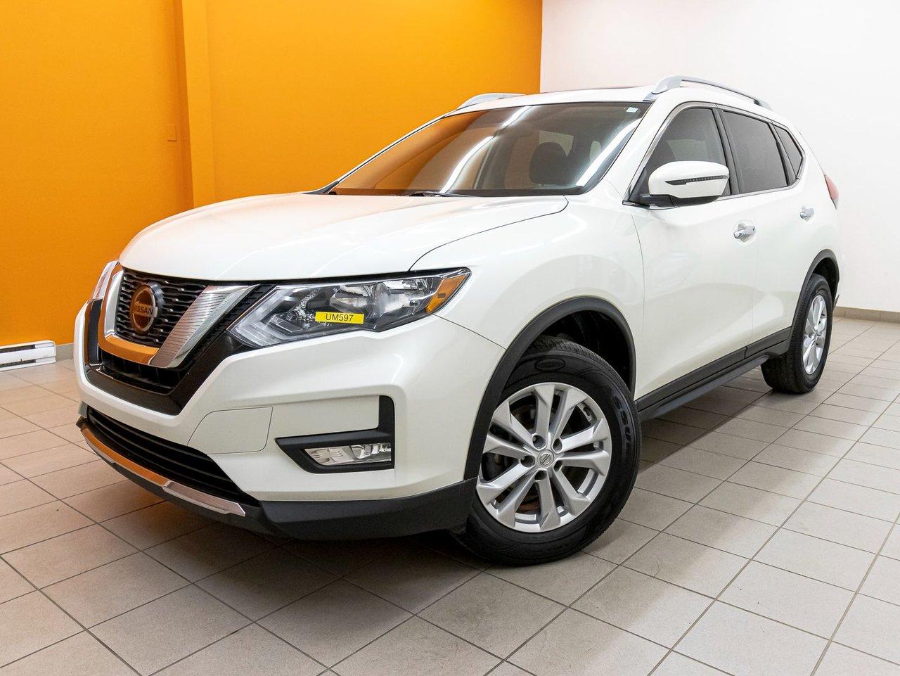 Nissan Rogue 2018 SV AWD ALERTES SIÈGES CHAUFF CAMÉRA *TOIT PAN
