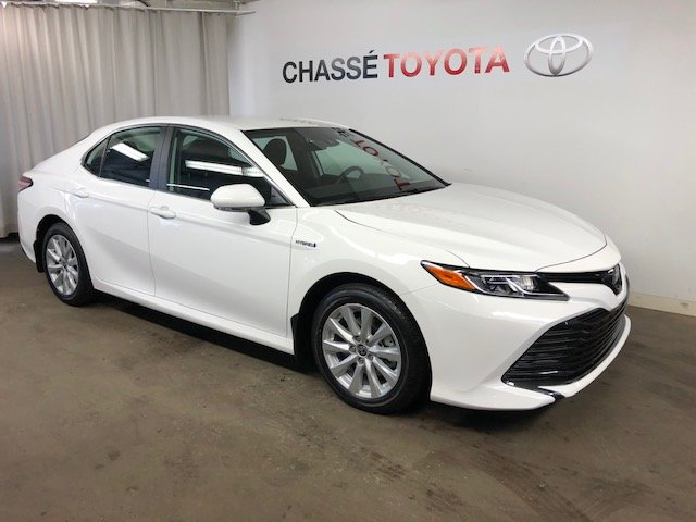 Toyota Camry 2021 LE HYBRIDE