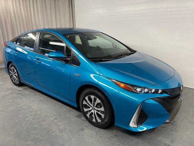 Toyota Prius Prime 2022 PRIUS PRIME