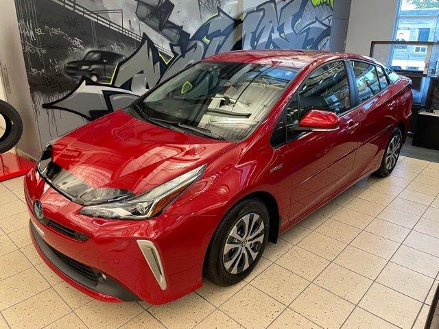 Toyota Prius 2021 AWD-E ENSEMBLE AVANCÉ ET PEINTURE PREMIUM