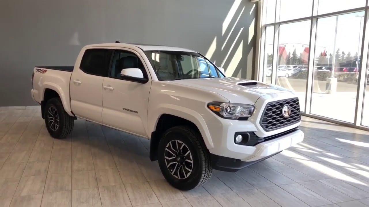 Toyota Tacoma 2021 CABINE DOUBLE 4X4 TRD SPORT ENS PREMIUM
