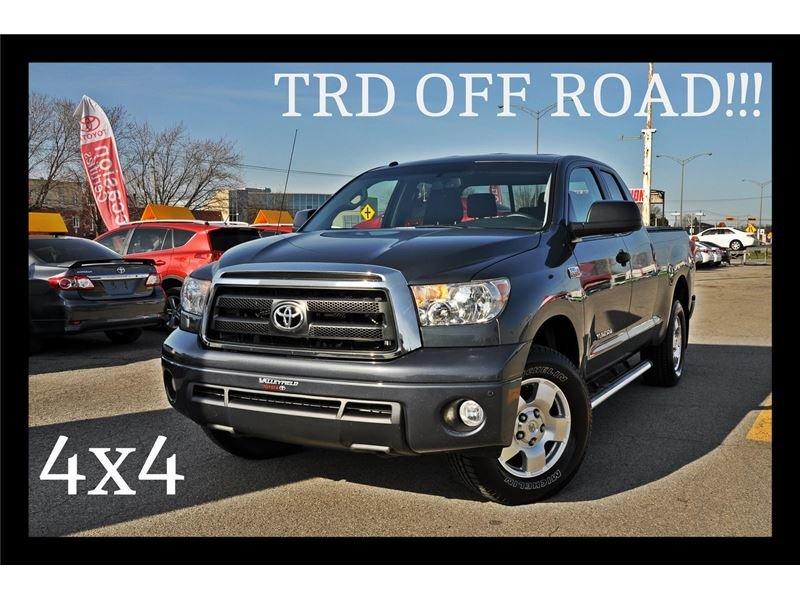 Toyota Tundra TRD OFFROAD 4X4 2010