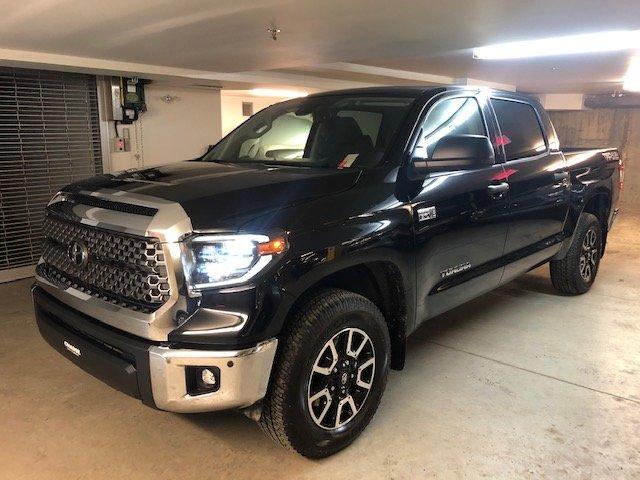 Toyota Tundra 2021 SR5 TRD OFF ROAD