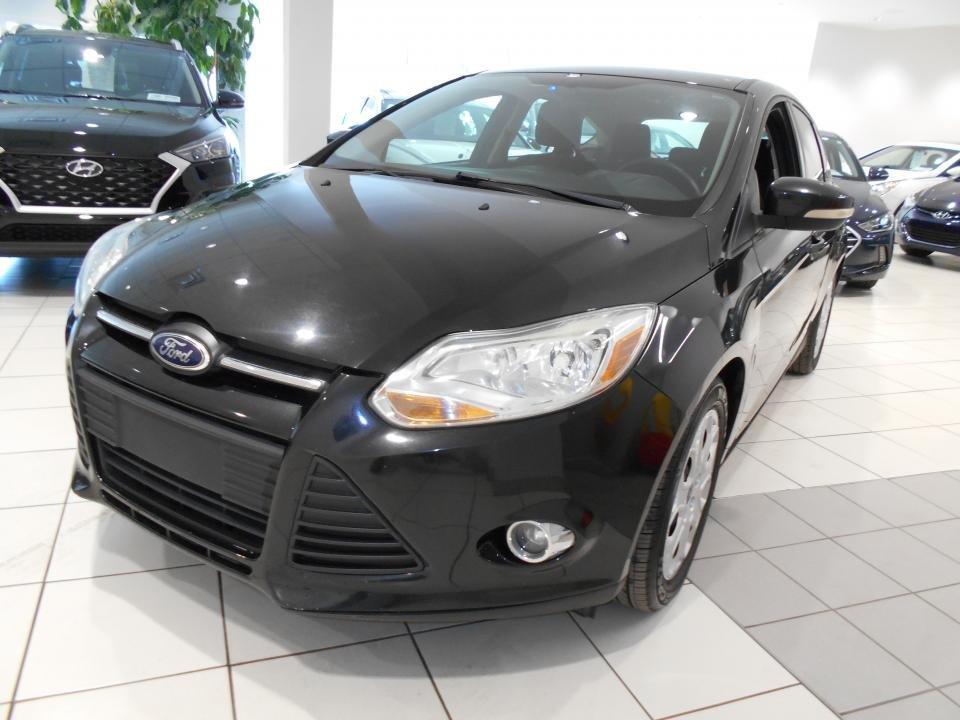 Ford Focus 2012 SE ** UN PROP.BAS KM.PAS D'ACCIDENT **
