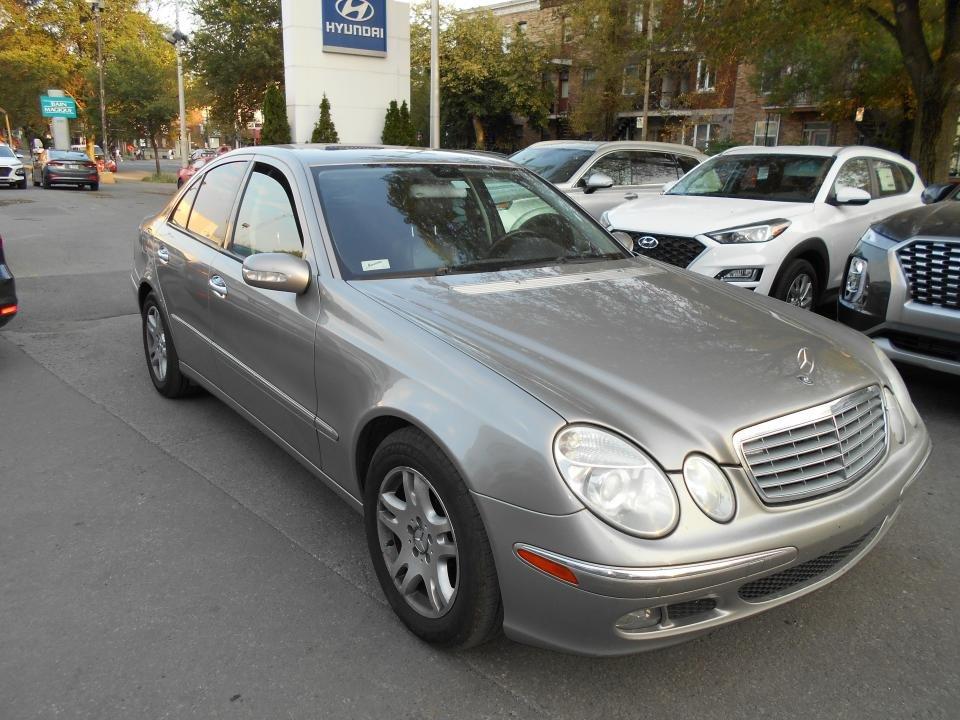 2006 Mercedes-Benz  E-Class E320 CDI 2006 **DIESEL,NAV,CUIR,TOIT,DIE