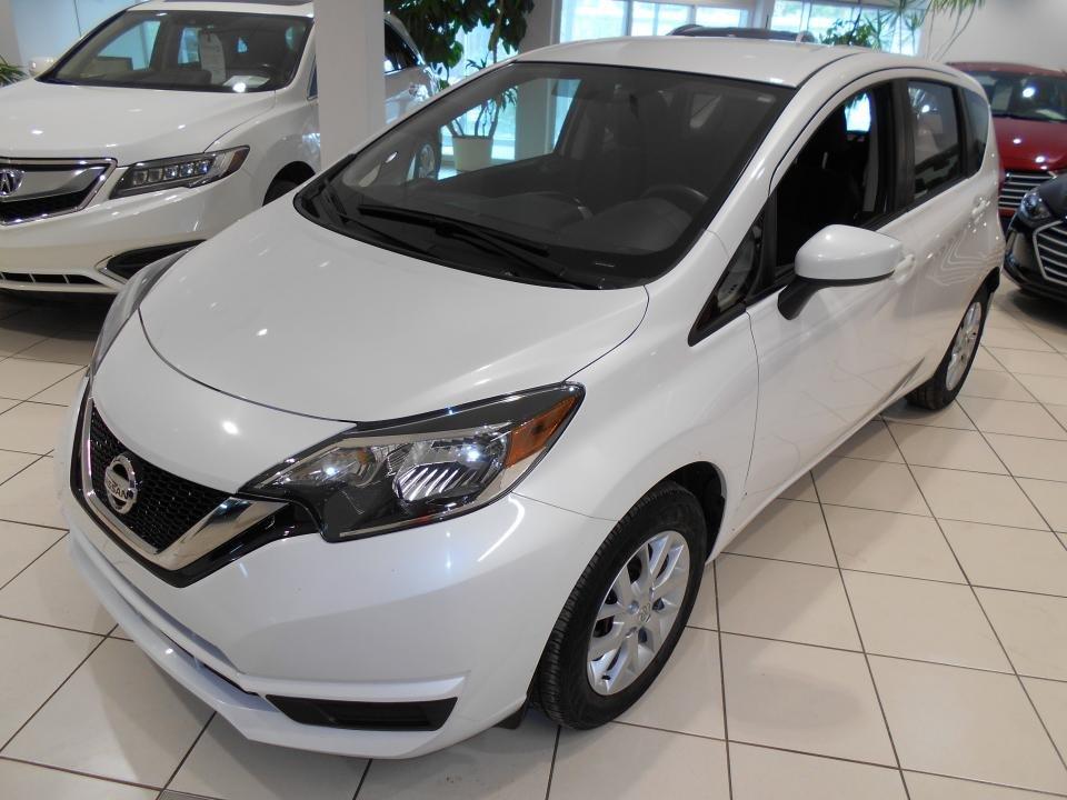 Nissan Versa Note 2018 SV ** BAS KM.CAMERA,BLUETOOTH,IMBATTABLE