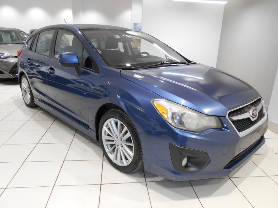 Subaru Impreza 2012 2.0i ** TOURING PKG.,BLUETOOTH,TOIT, **