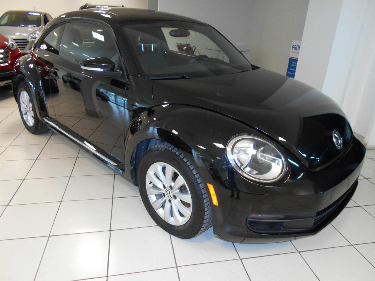 2013 Volkswagen  Beetle 2.5L **TOIT OUVRANT PANORAMIQUE, BAS KM
