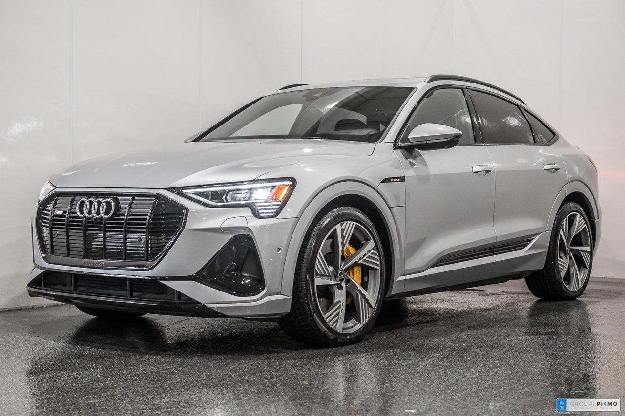Audi e-tron 2021 Technik