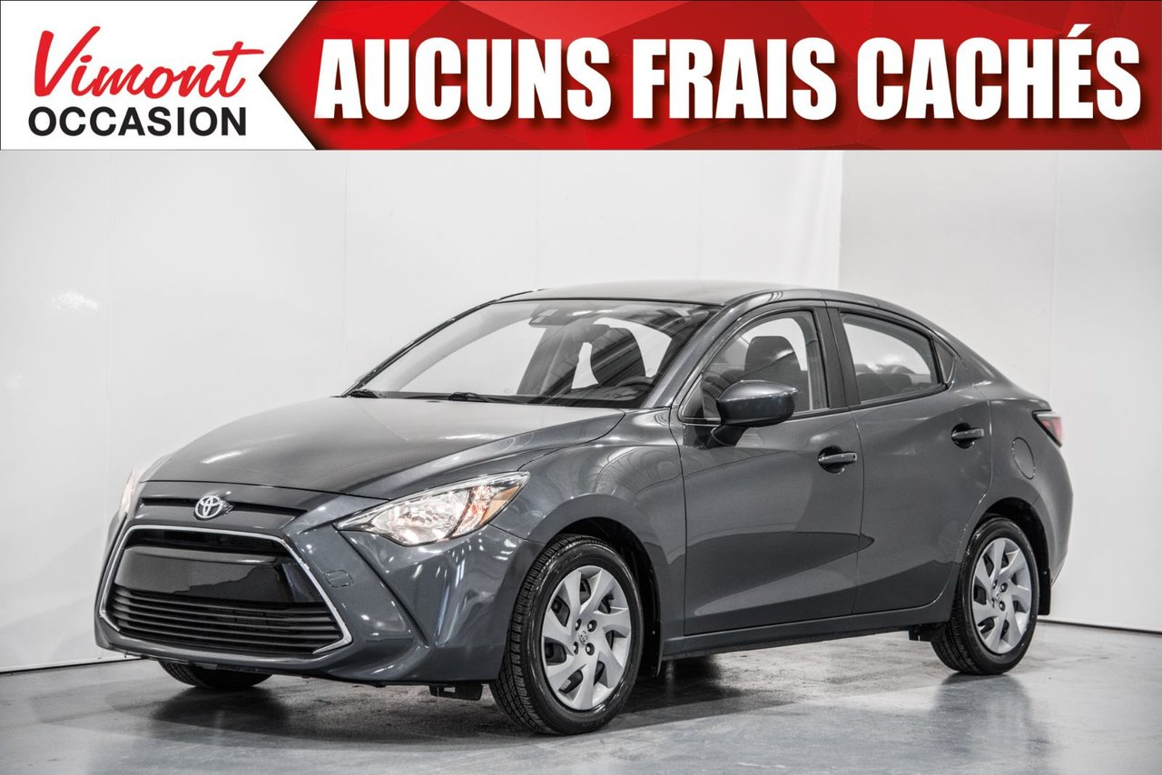 Toyota Yaris 2018 2018+A/C+GR ELETRIQUE+GARANTIE 5ANS/100000KM