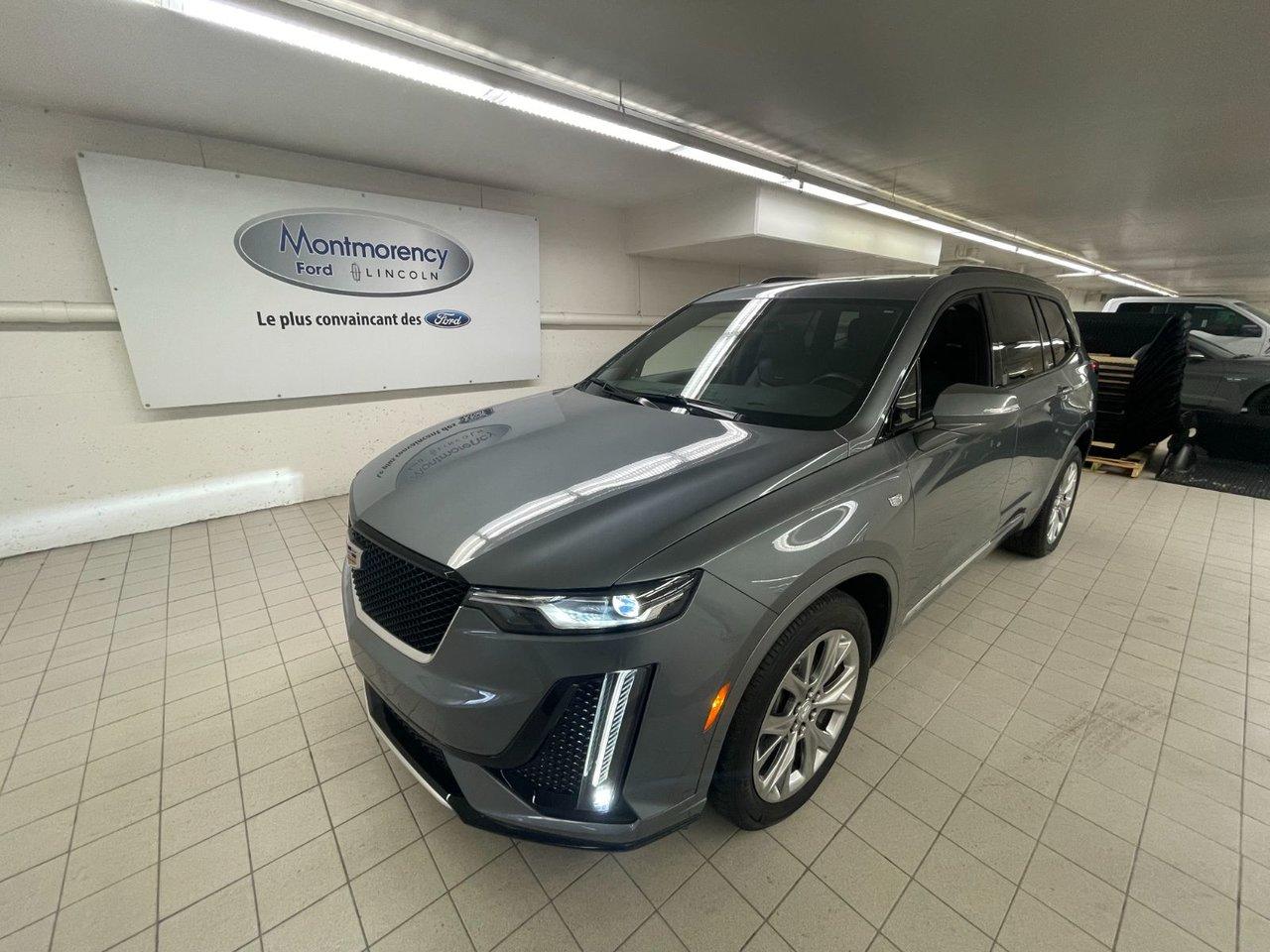 Cadillac XT6 2020 Sport V6 3.6L AWD - TOIT PANO, 6 PASSAGERS, G