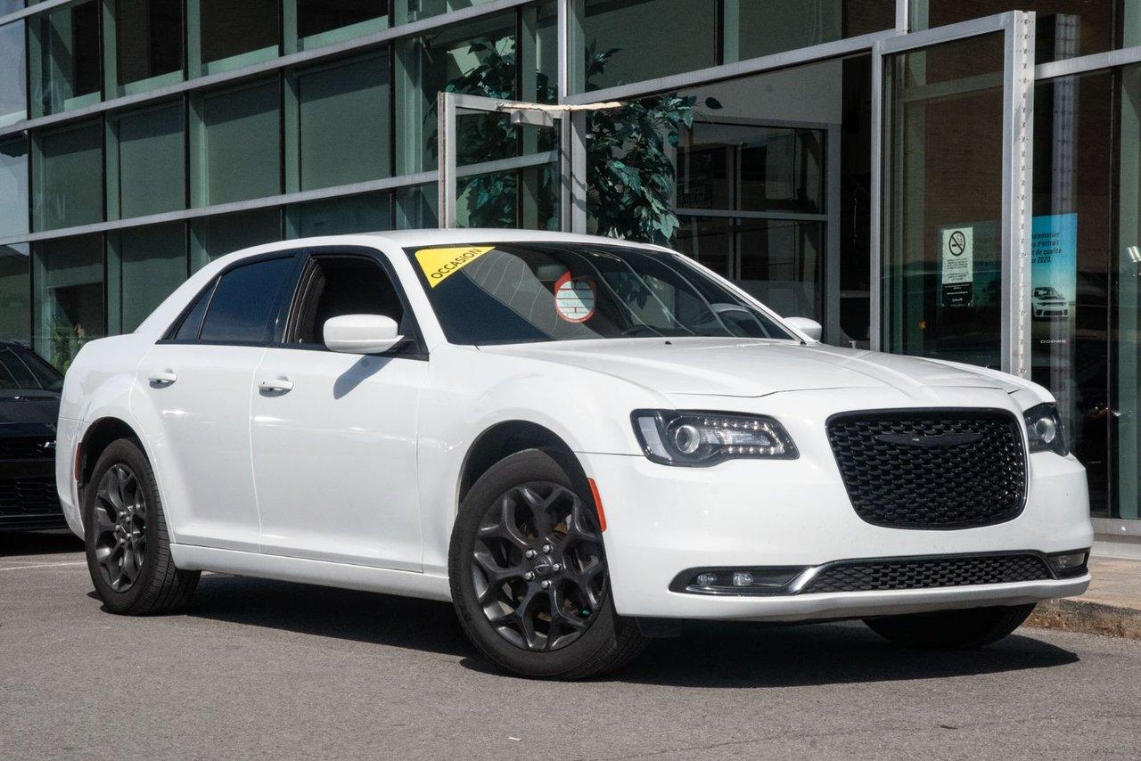 2019 Chrysler 300 300S AWD CAMERA RECUL APPLE CARPLAY ANDROID A