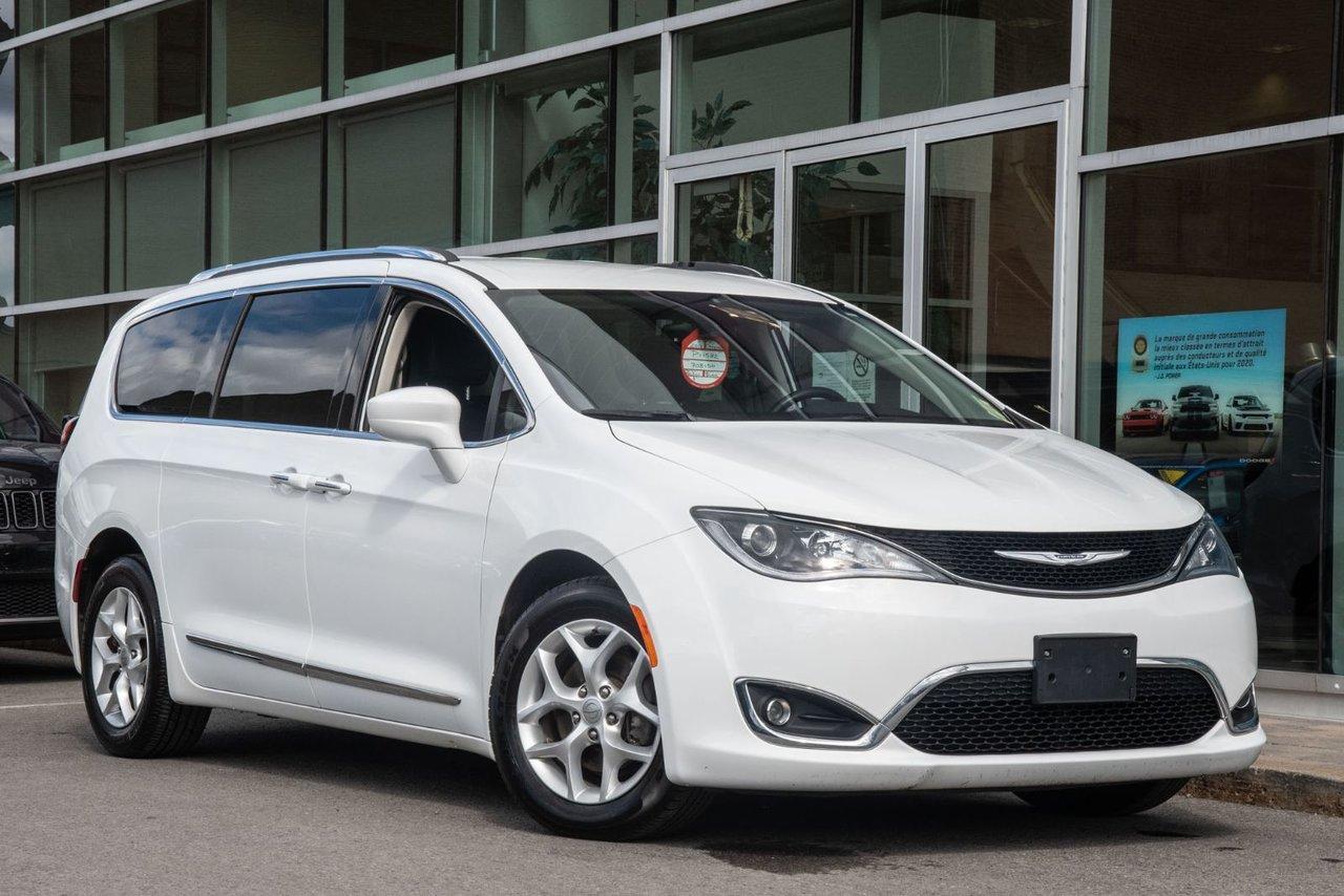 Chrysler Pacifica 2017 TOURING L PLUS JAMAIS ACCIDENTÉ DVD BLURAY MA