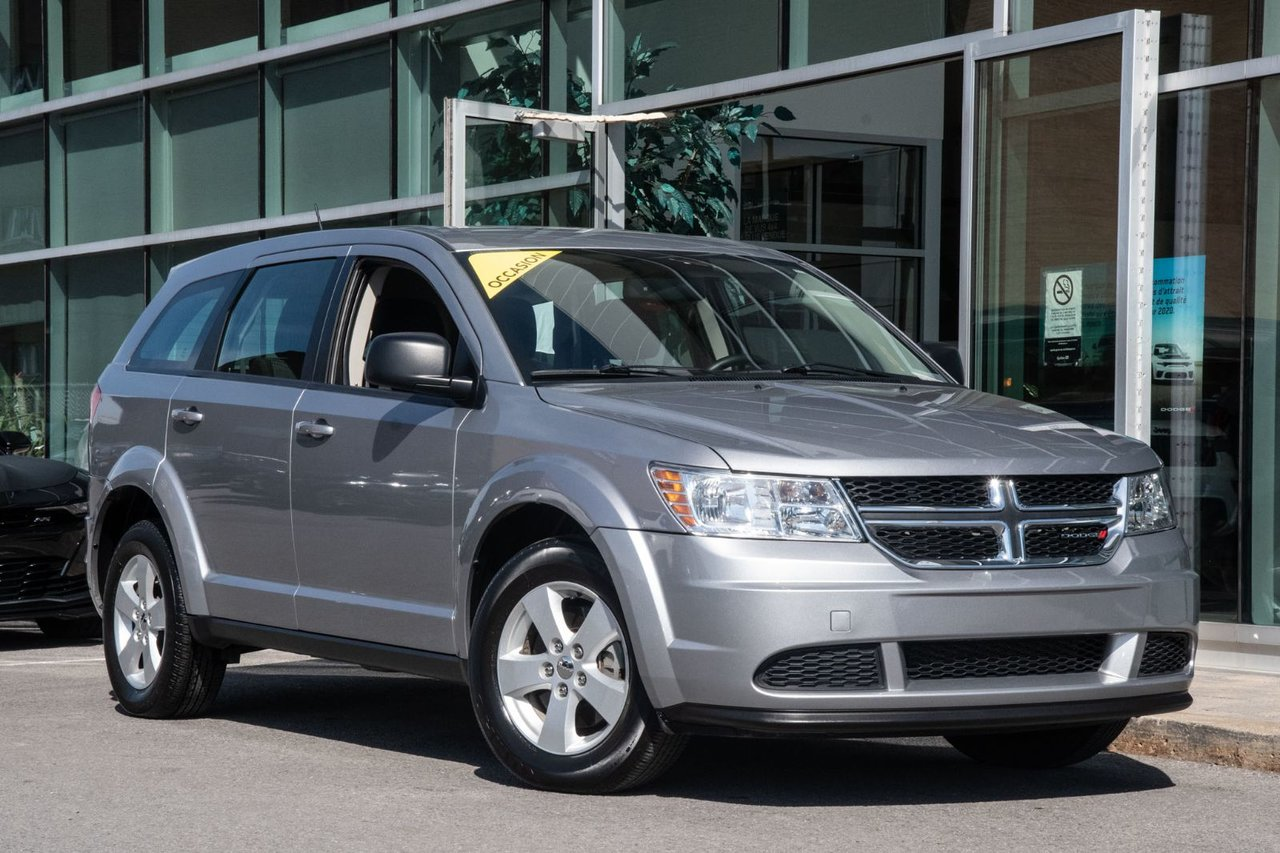 Dodge Journey 2016 SE CANADA VALUE PACKAGE 4 CYL 29,000KM !!!