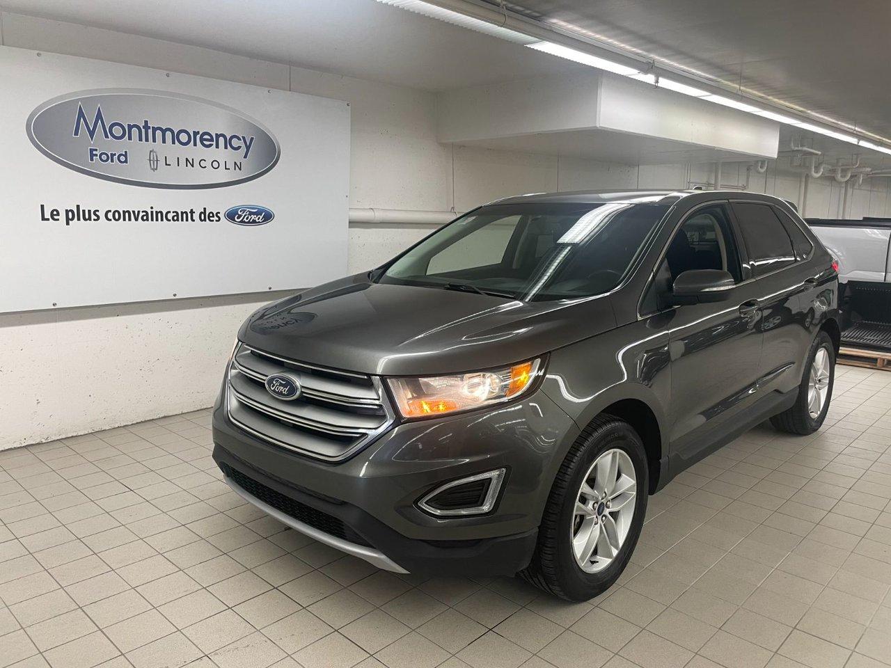 Ford Edge 2017 SEL 2.0L AWD - ÉCRAN 8 PO, CARPLAY ET ANDROID